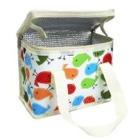Wholesale Lunch bag TEAMOOK Lunch Bag Insulated Lunch Box Cool bag 6 cans (beige birds) from china suppliers