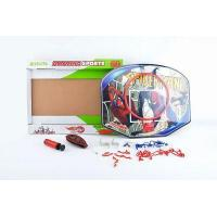 sport toy set Item name: SPIDERMAN HANGING BASKETBALL BOARD