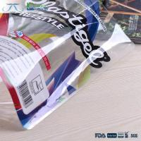 Wholesale Food Bag Self-stand Zip Top Pouch from china suppliers