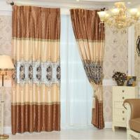 Wholesale Embroidery Curtain & Fabrics QL-E2011 from china suppliers
