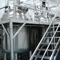 Multifunctional extraction tan Vaccines fermentation tank