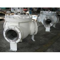 Wholesale Y Pattern Diverter 3 Way Trunnion Mounted Ball Valves from china suppliers