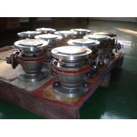 Wholesale 2-PC Body Cast Steel Floating Ball Valves from china suppliers