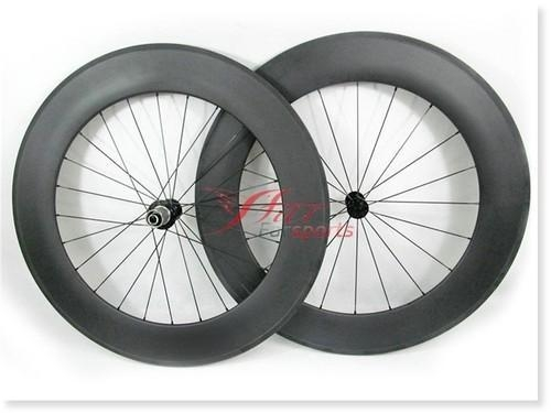 Quality Cyclecross Tubular Carbon Wheels for sale