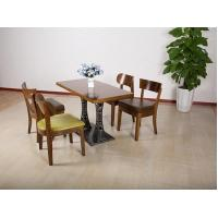 Wholesale Real wood the wind restoring ancient ways eat desk and chair from china suppliers