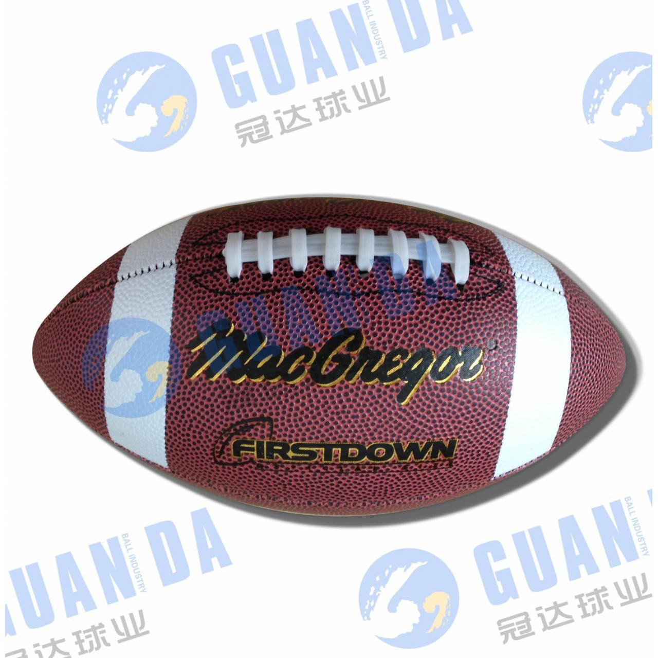 Wholesale 3#Machine sewn Football/GD-LS101 from china suppliers