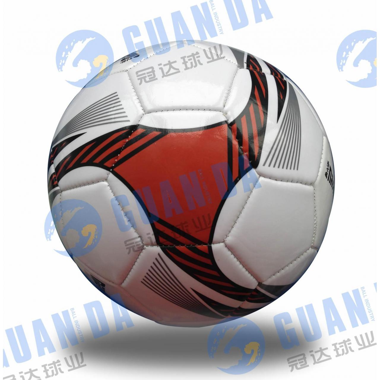 Wholesale 5#Machine sewn soccer ball/GD-MS102 from china suppliers