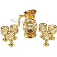 Wholesale Plating Glass set DG37 from china suppliers