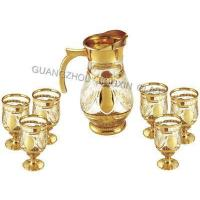 Wholesale Plating Glass set DG38 from china suppliers