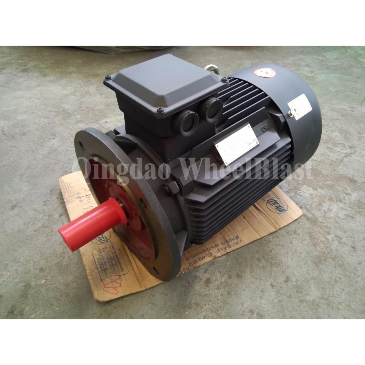 Motor For Shot Blasting Machine