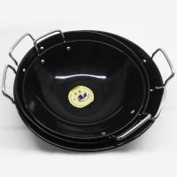 Wholesale Enamel Mini Wok from china suppliers