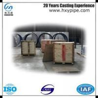 ISO9001 DI Pipe Fittings with Wooden Case Packing
