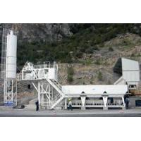 MB-30WS Stationary Concrete Batching Plant with Skip Hoist