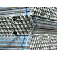 MS ERW Hot Dipped Galvanized Steel Pipes (G.I Pipes)