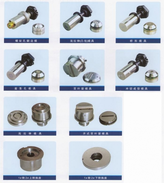 Quality Stamping dies Jin Fangyuan thin turret forming die for sale