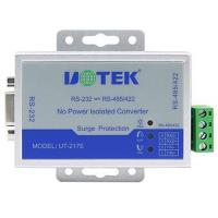 RS-232 to RS-485/422 Port-Powered Converter with Isolation