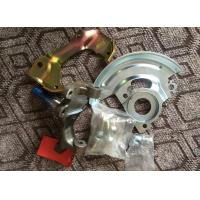 GM F-Body drop Spindles, caliper bracket, brake backing plate and bolt and nut.