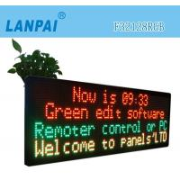 Product:NANPAI P7.62 led sign board pcb for advertising