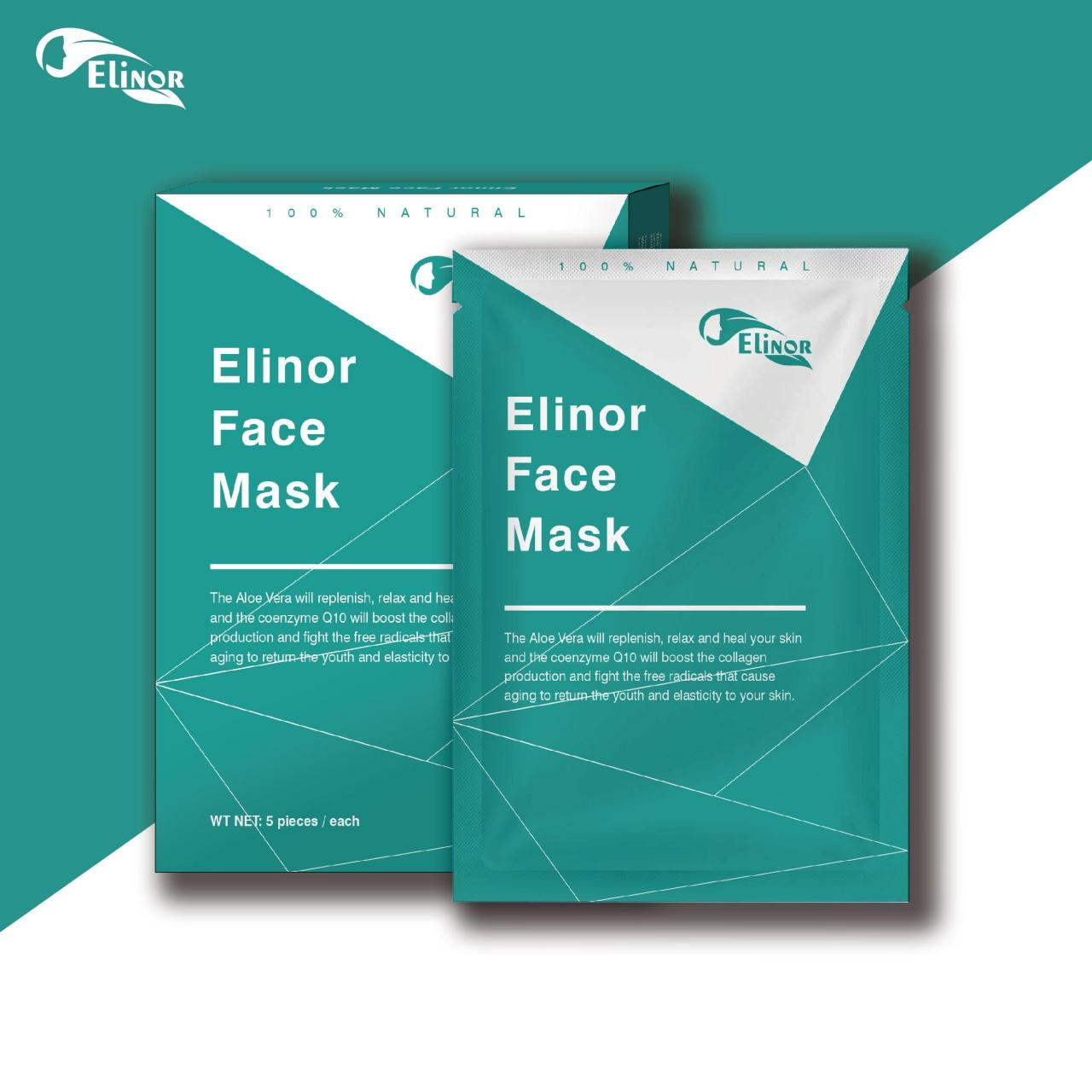 Wholesale Elinor Face Mask from china suppliers
