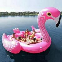 Wholesale hot sell giant inflatable flamingo pool floating inflatable flamingo from china suppliers