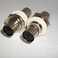 Wholesale DC Plug adapter series DC-0567-6P MINI 6 PIN female to female adapter from china suppliers