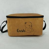 Wholesale Travel Brown Tyvek Lunch Bag from china suppliers
