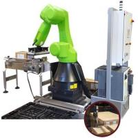 Assembly and Kit Packaging Collaborative Robotic Pallet Cell