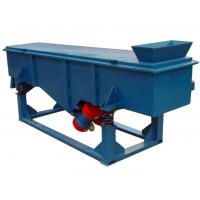 Wholesale China mild steel linear sand vibraitng separator from china suppliers
