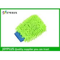 Automobile Microfiber Glove Mitt For Car Cleaning Washing High Effcient