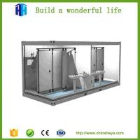 2017 AFRICA hot crazy sale light steel sandwich penal container house to hospital