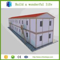 EPS sanwich panel 2 floor prefabricated house
