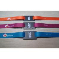 Wholesale RFID Fabric Wristbands-45 from china suppliers