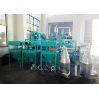 High Output Plastic Scrap Grinder Machine For Pipe Abrasion Resistance 37kw