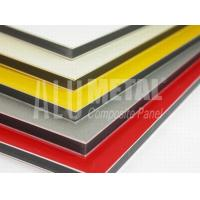 Wholesale 0.21*4mm alucobond aluminum composite materials for constrcution from china suppliers