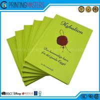 High Quality Lamination Cover Hardcover Book Printing