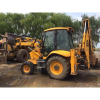 JCB 4CX 4in1 bucket used backhoes for sale 4*4 tractor for sale