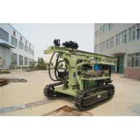 Wholesale Crawler and Tractor Diesel Deep Rock Hole Drilling Rig from china suppliers
