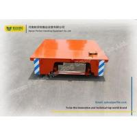 Wholesale Easy Operated Electric Trailer Trolley / Battery Operated Cart Applied Steel Plant from china suppliers