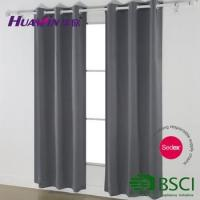 Wholesale cheap curtains eyelet blackout curtain,window curtains readymade blackout curtain from china suppliers