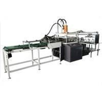 Full automatic large paper plate forming machine