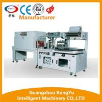 Wholesale Fully-Automatic L Type Sealer Heat Tunnel Pallet Shrink Wrapping Machine from china suppliers
