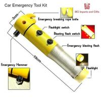 Wholesale Car Emergency Tool Kit with Torch from china suppliers