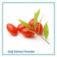 Wholesale Top quality Water Soluble Polysaccharide 50% Goji Berry / Wolfberry Extract from china suppliers