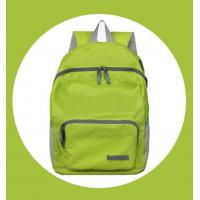 Wholesale Lightweight Foldable Backpacks With USB Charging Port from china suppliers