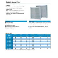 Wholesale MetalPrimaryFilter Primary Filter Series from china suppliers