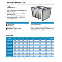 Wholesale SeparatorMediumFilter from china suppliers