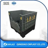 Large Durable Plastic Folding Box For Industry