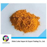 Wholesale Dyestuff Acid Yellow MT, Acid Yellow 36 from china suppliers