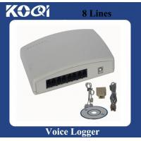 Wholesale 8 channel telephone recorder from china suppliers