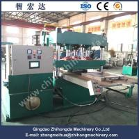 Wholesale Rubber Tile Press with Up Pressing Type 120T (Downwards) from china suppliers